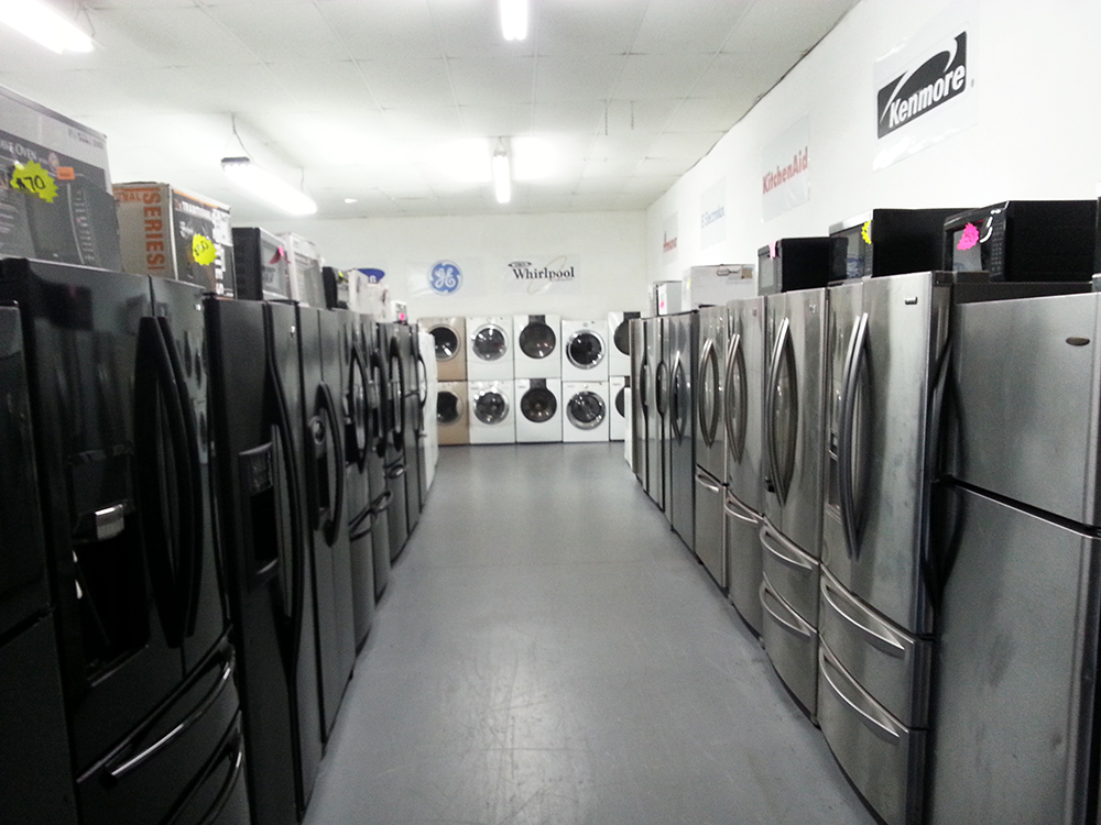 Kimo S Appliances New And Used Appliances Scratch