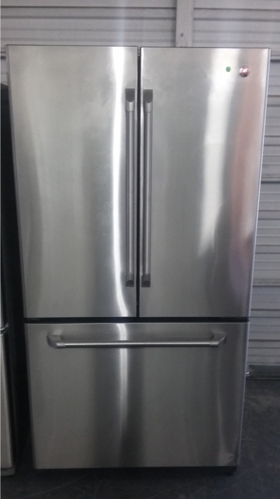 Ge 36 Quot Stainless Steel Counter Depth French Door