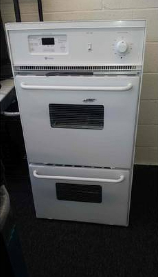 Maytag White 24 Electric Double Oven Out Of Stock