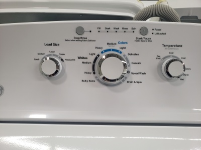 Ge Top Load Washer Kimo S Appliances Van Nuys