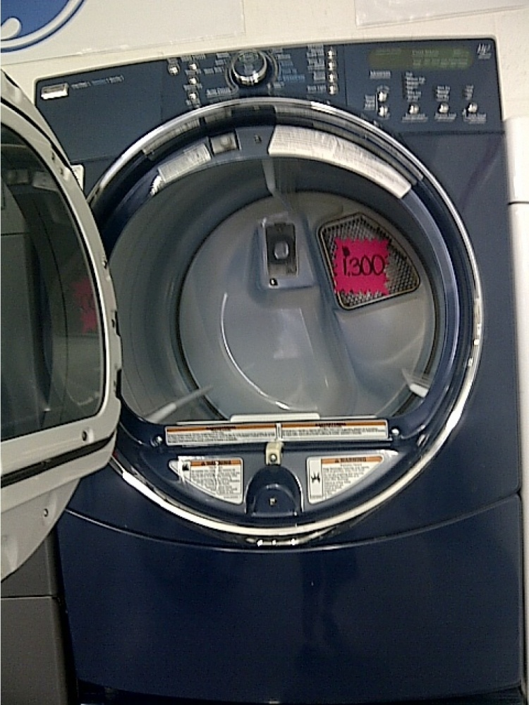 Kenmore Elite He3 Front Loading Washer And Dryer Set