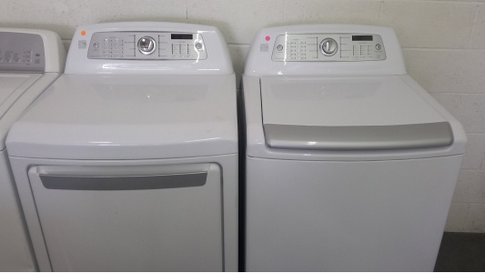 kenmore washer and dryer. kenmore elite white washer w/ gas dryer set *out of stock* kenmore washer and dryer