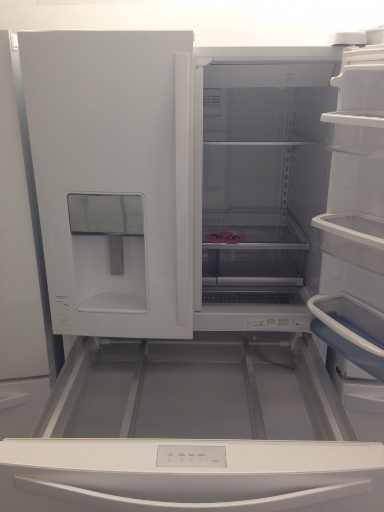 Whirlpool White 36 Quot French 4 Door Fridge Out Of Stock