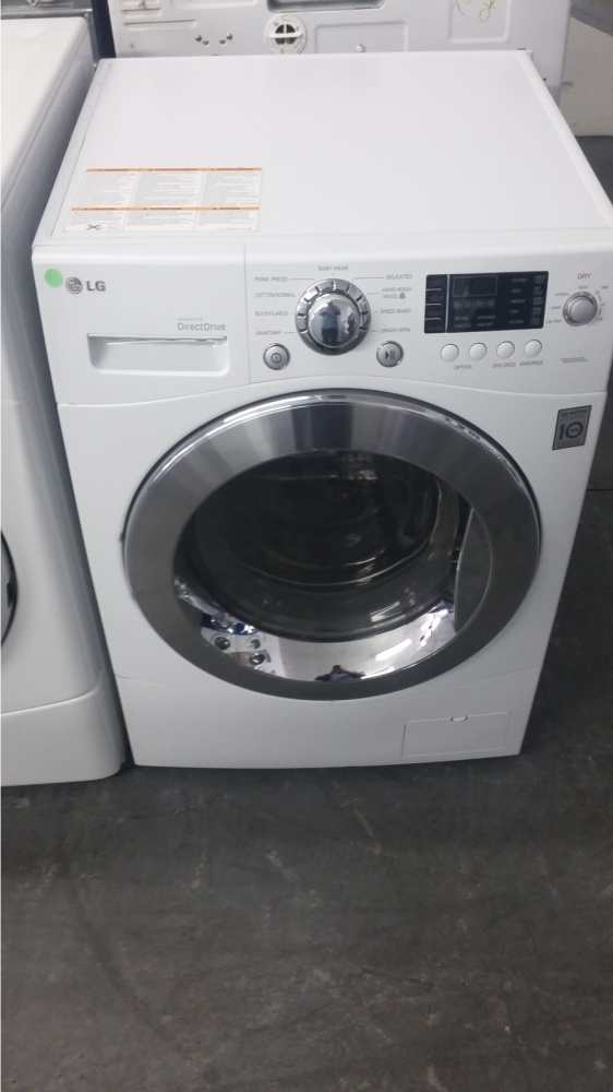 Lg Tromm 24 Quot White Ventless All In One Unit 110v Out Of