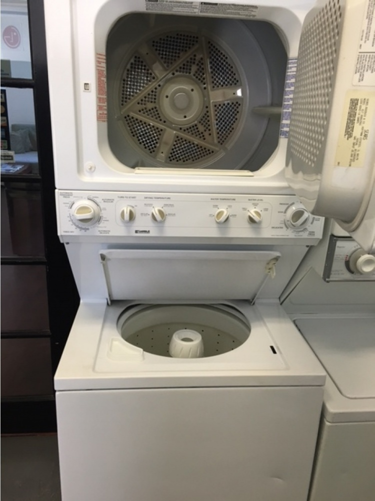 Kenmore 27 Quot Stacked Gas Laundry Center Out Of Stock