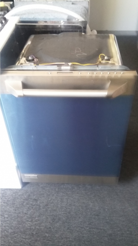 ge monogram stainless steel dishwasher w   stainless basin  out of stock