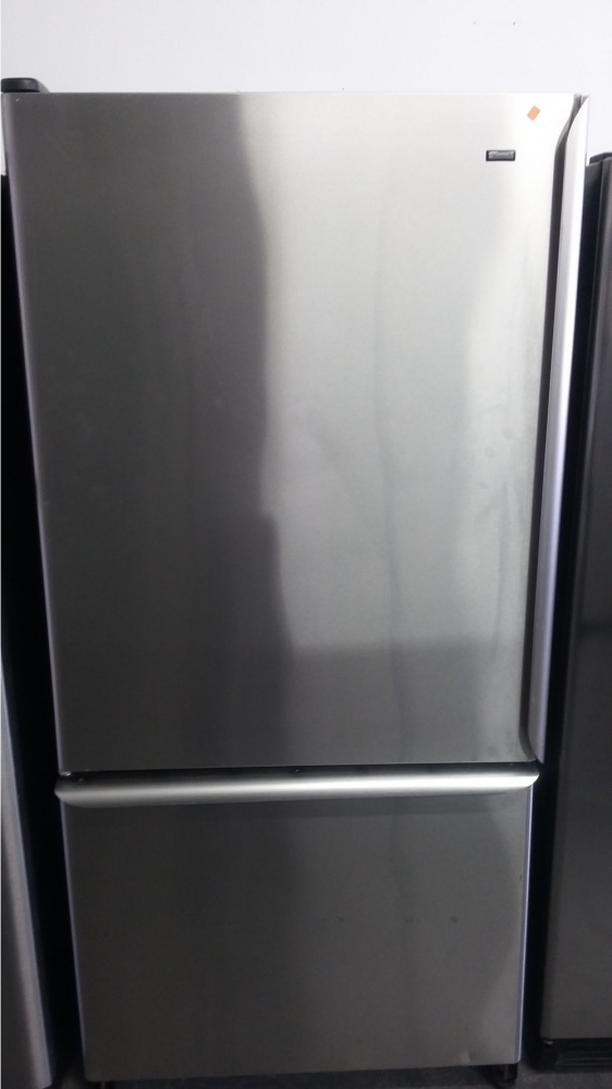 Kenmore 33 Quot Stainless Bottom Mount Refrigerator Out Of