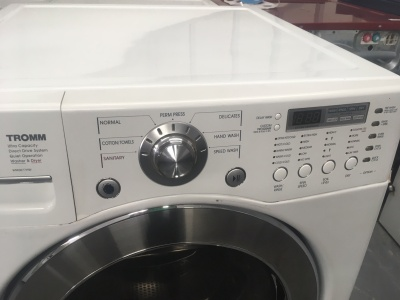 Lg Tromm 27 Quot Ventless All In One Washer And Dryer Kimo S