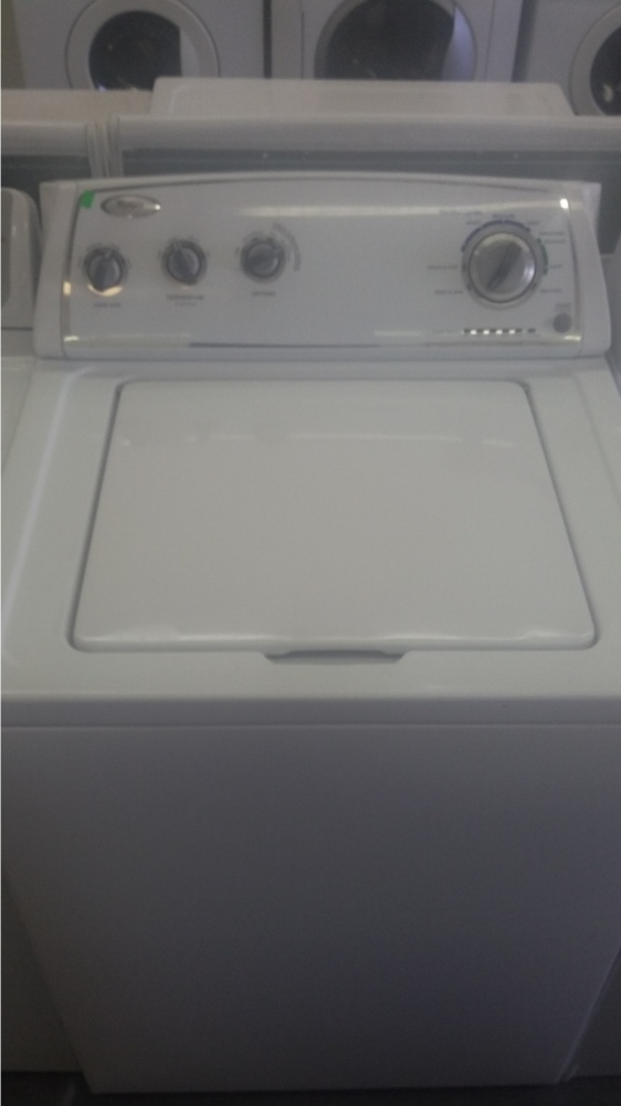 Whirlpool White Top Load Washing Machine Out Of Stock