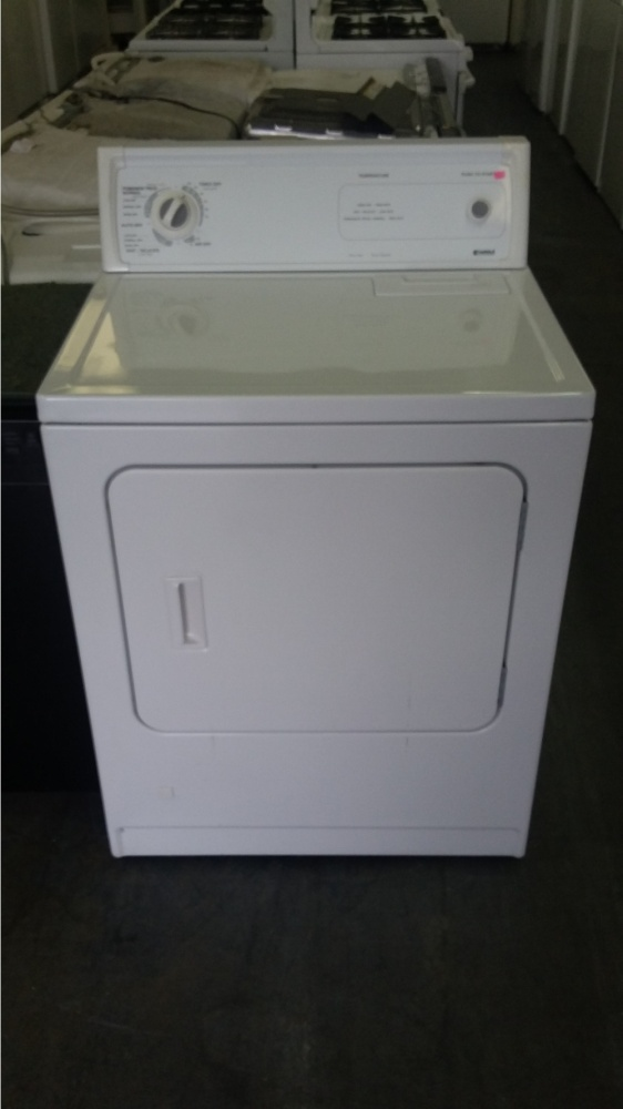 KENMORE HIGH CAPACITY WHITE GAS DRYER *OUT OF STOCK ...