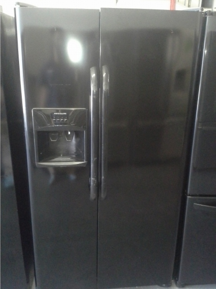 Frigidaire 36 Quot Black Side By Side Fridge Out Of Stock