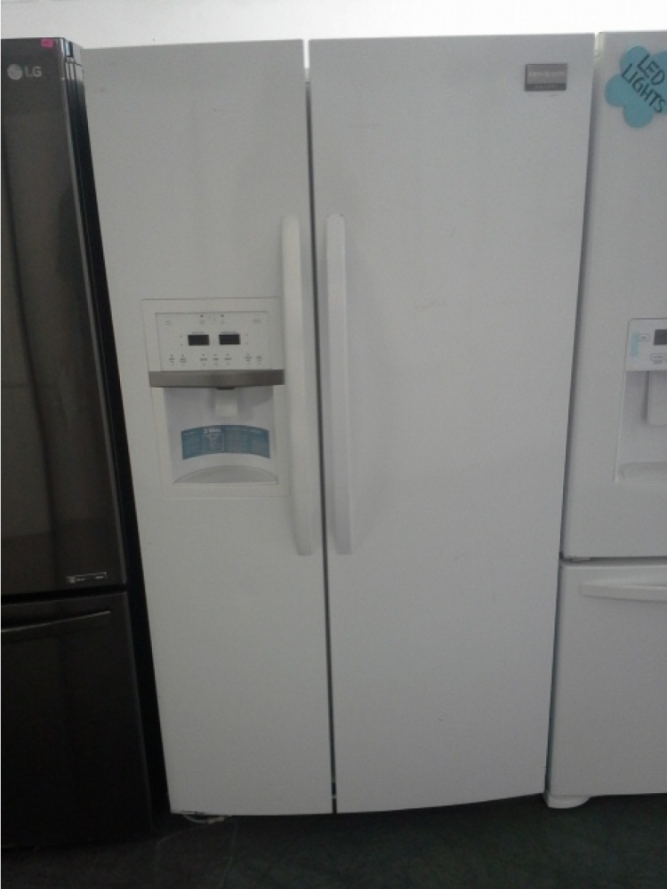 Frigidaire Gallery White Side By Side Fridge Out Of Stock