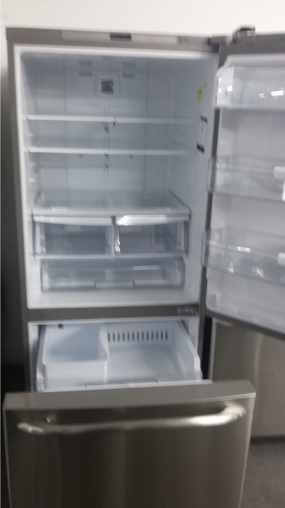 kenmore elite 30 stainless bottom mount refrigerator out