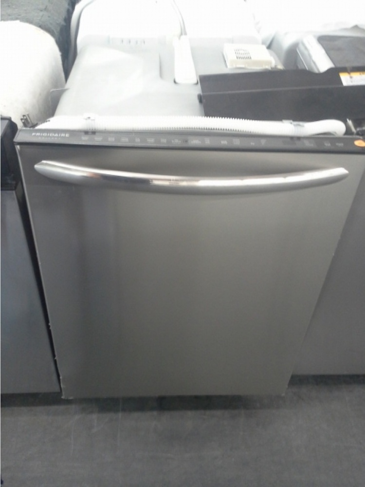 Frigidaire Gallery Stainless Steel Dishwasher W Plastic