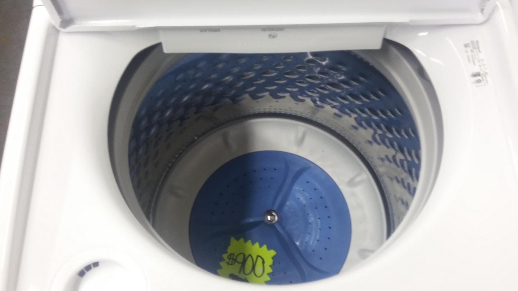 Whirlpool Cabrio High Efficiency Top Load Washer W Gas