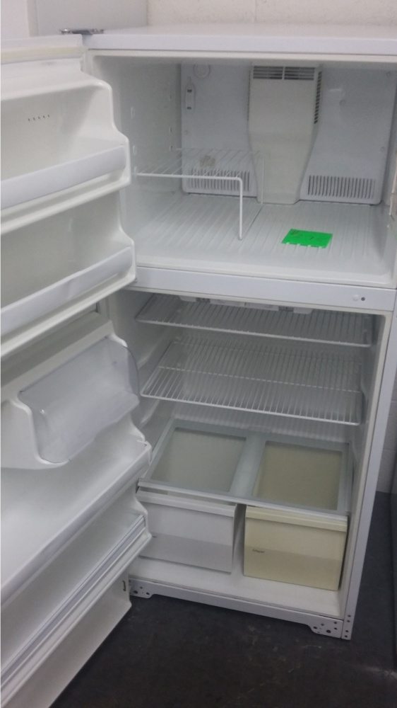 Magic Chef White 30 Quot Top Mount Refrigerator Out Of Stock