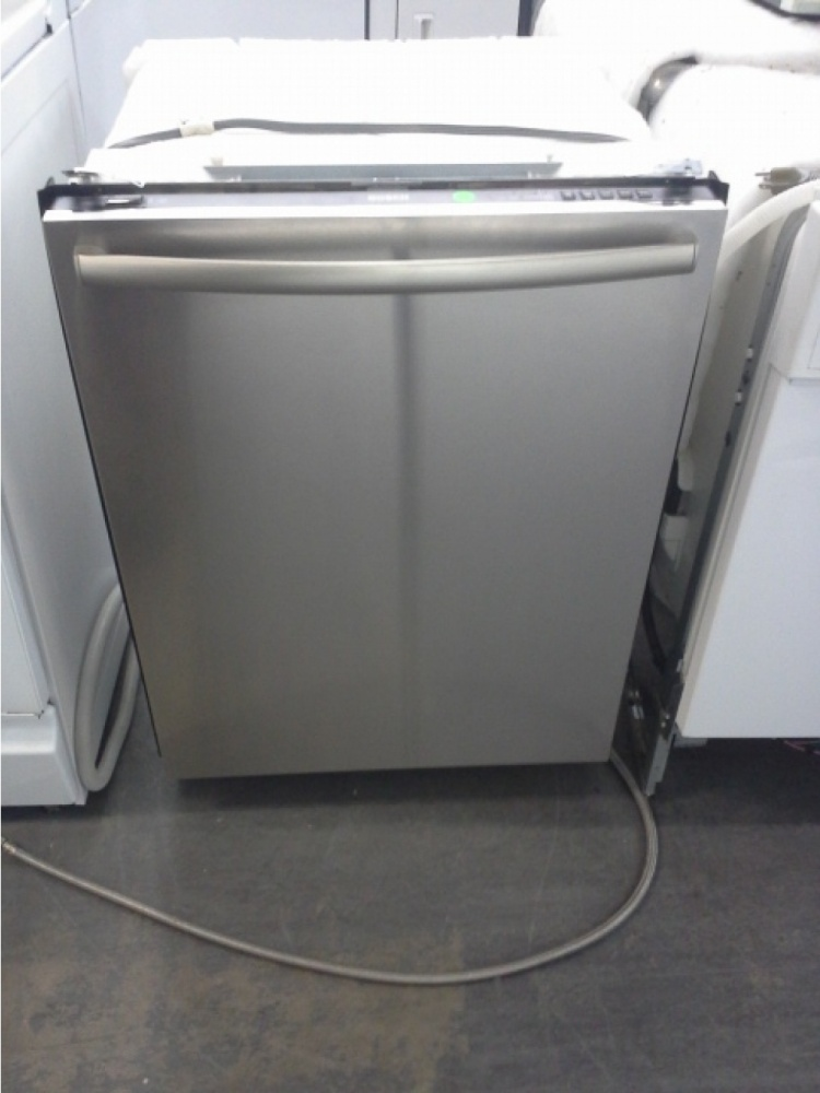Bosch Stainless Steel Built In Dishwasher W Stainless