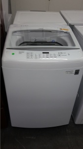 Lg High Efficiency Top Load Washing Machine Out Of Stock